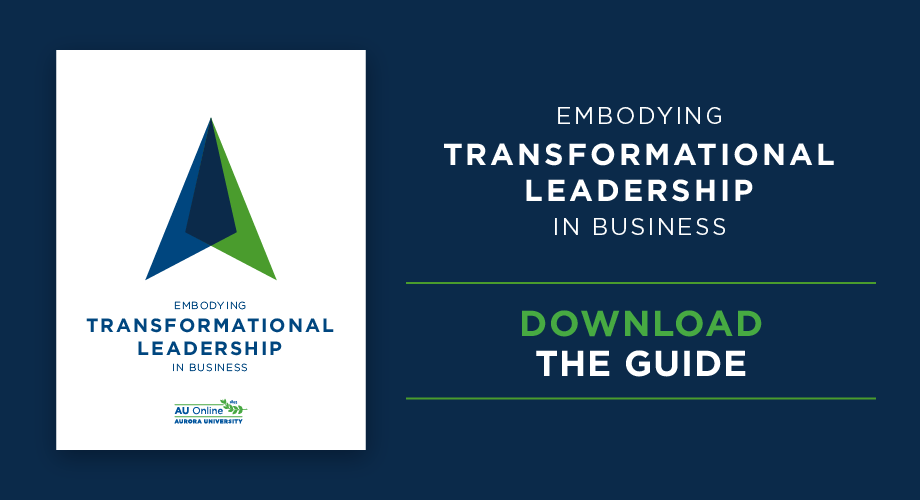 Embodying Transformational Leadership in Business. Click here to download the guide.