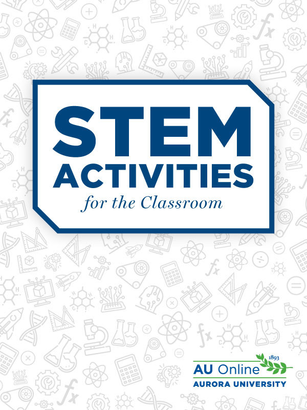 STEM Activities Guide cover image with title.
